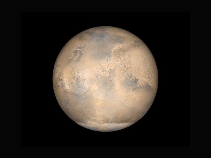 (Imagem ilustrativa de Marte: NASA/Unsplash)