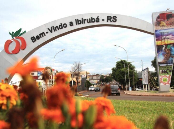 A cidade tem 218 casos ativos do coronavírus (Foto: Turismo/RS)