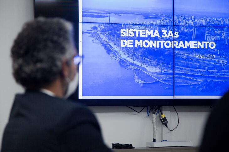 O novo sistema foi apresentado na sexta-feira (14) (Foto: Palácio Piratini)