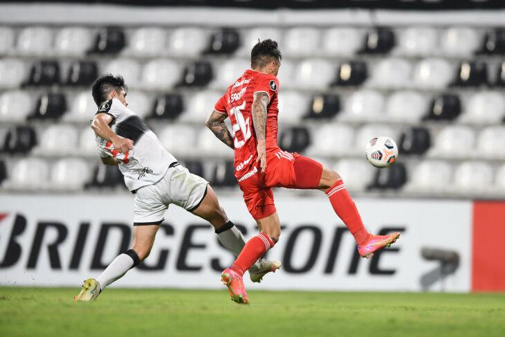 Jogo foi disputado no Paraguai – Foto – Ricardo Duarte-SCI