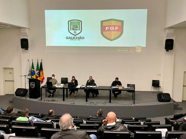 Divulgação/FGF