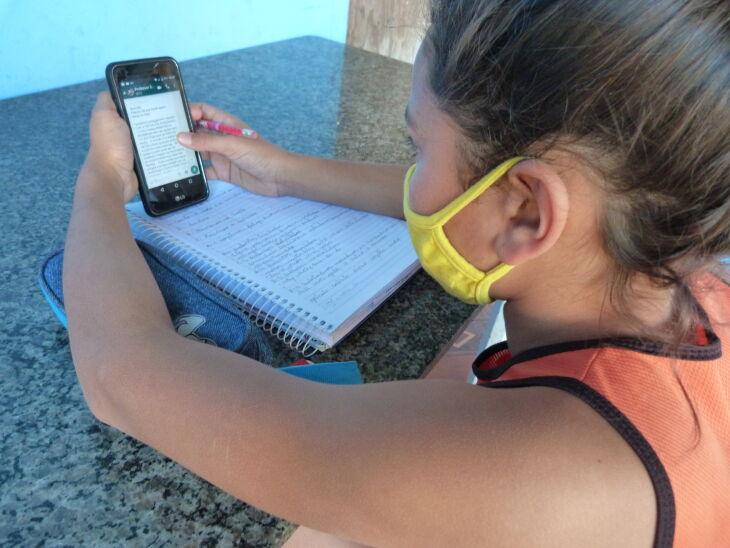 O Município também iniciará os encaminhamentos para a internet patrocinada de estudantes e professores (Foto: Gerson Lopes/Arquivo ON)