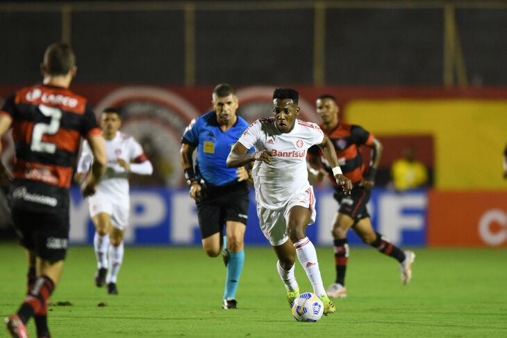 No Barradão: Inter 1 a 0 Vitória - Foto-Ricardo Duarte-SCI