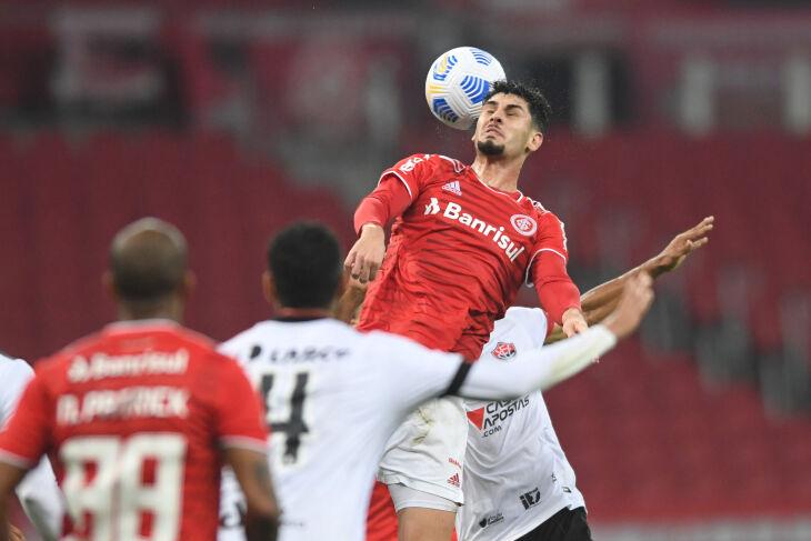 Derrota para o time baiano no Beira-Rio - Foto-Ricardo Duarte-SCI