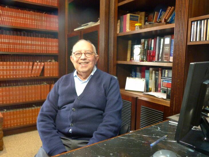 Luiz Juarez Nogueira de Azevedo é oficial do Registro de Imóveis. Foto: Arquivo pessoal