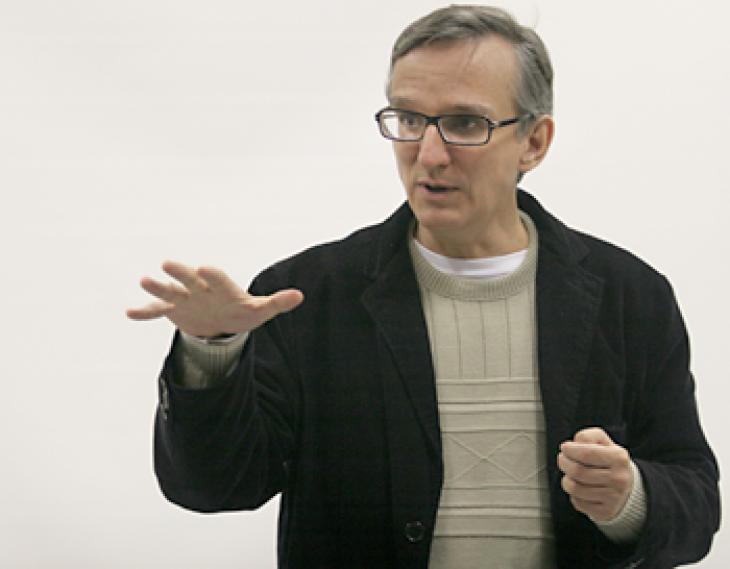 Juremir Machado é jornalista, colunista e professor da PUCRS (Foto: Felipe Dalla Valle/FAMECOS)