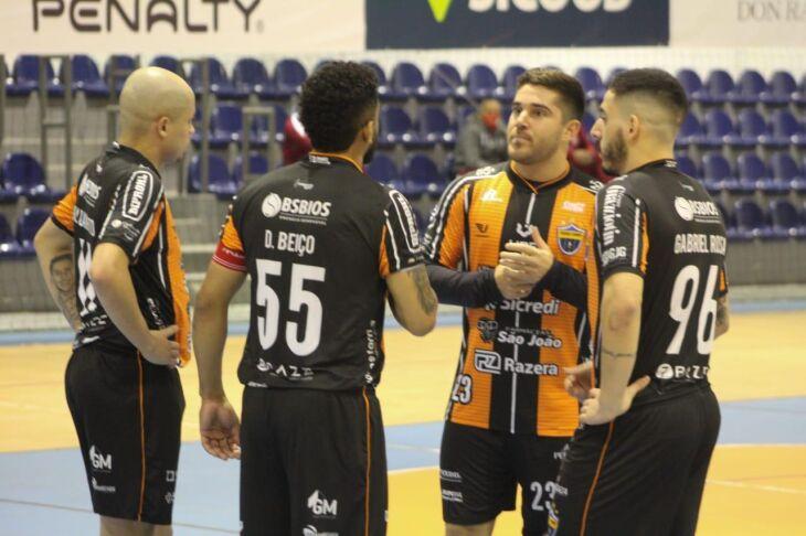A próxima partida será no sábado dia (26) (Foto: Divulgação/PFF)