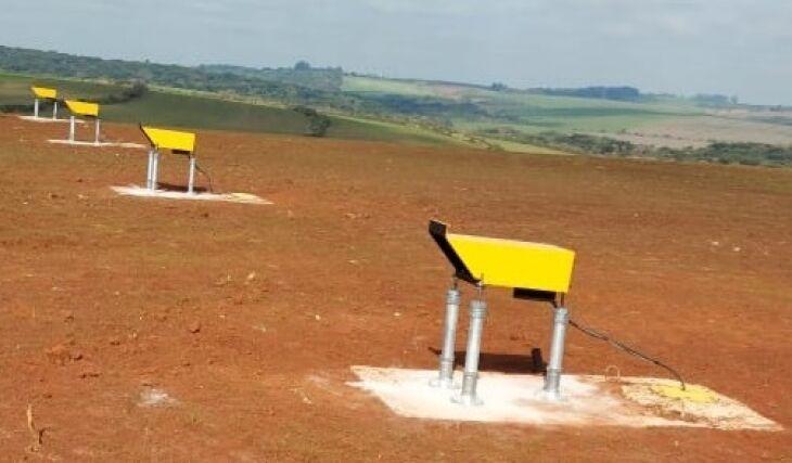 PAPIs: equipamento necessita ser aferido Foto – Divulgação