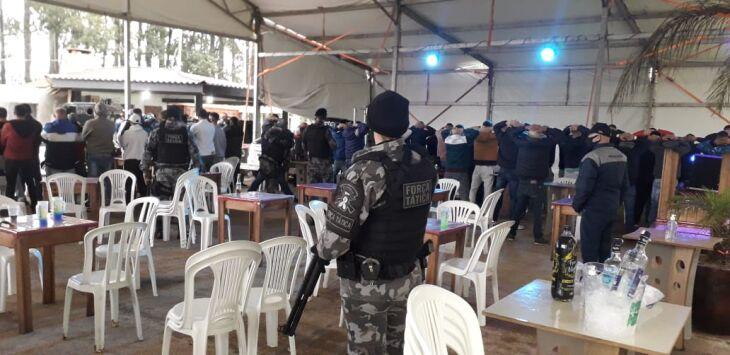 (Foto: Divulgação/Brigada Militar)