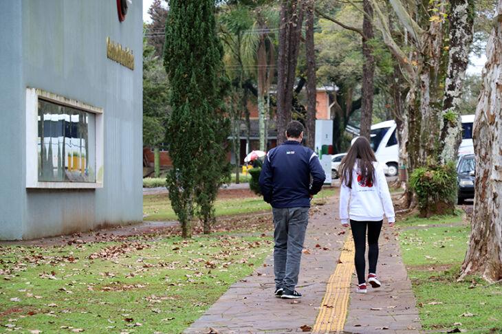 Podem se matricular estudantes regulares de curso da UPF, de outra instituição de ensino superior e pessoas com ensino médio concluído (Foto: Camila Guedes/UPF)