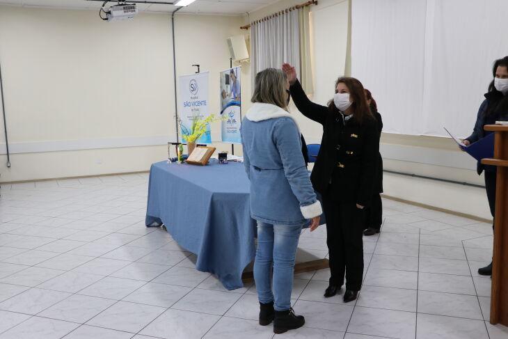 Fotos: Assessoria de Imprensa HSVP/Caroline Silvestro