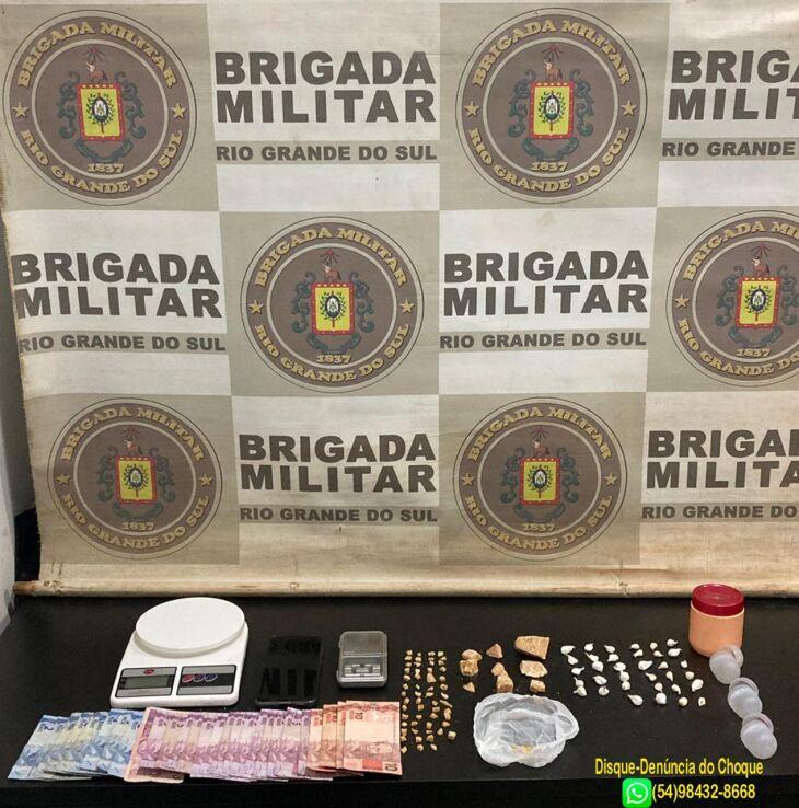 Divulgação/ 3º Batalhão de Polícia de Choque