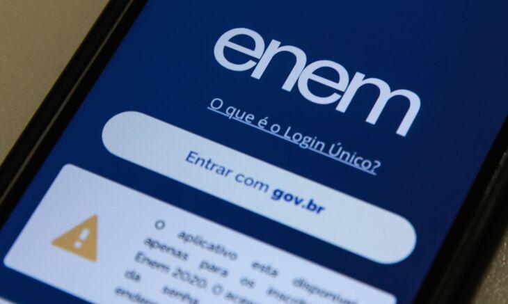 As inscrições devem ser feitas pelo site do INEP (Foto: Marcello Casal Jr./Agência Brasil)