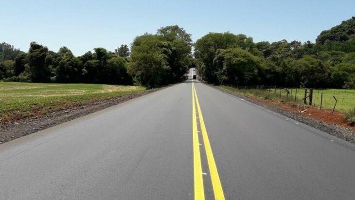 Estudo de viabilidade prevê 3 praças de pedágio no trecho entre Coxilha a Nova Prata (Foto: SPGG/Arquivo)