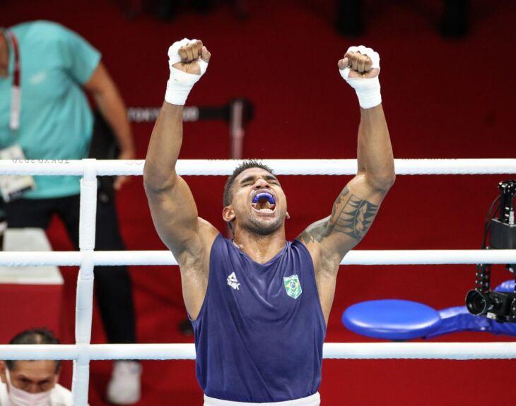Abner: vitória por unanimidade -Foto-Gaspar Nóbrega/COB
