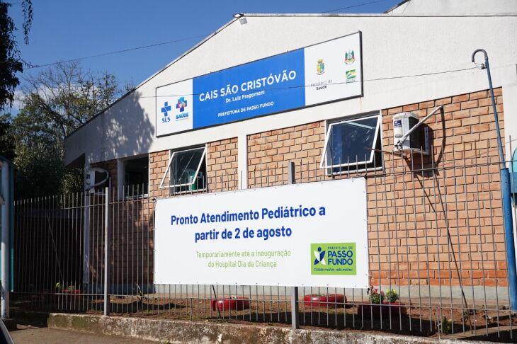 A estrutura no CAIS está preparada para receber a demanda (Foto: Michel Sanderi/Divulgação PMPF)