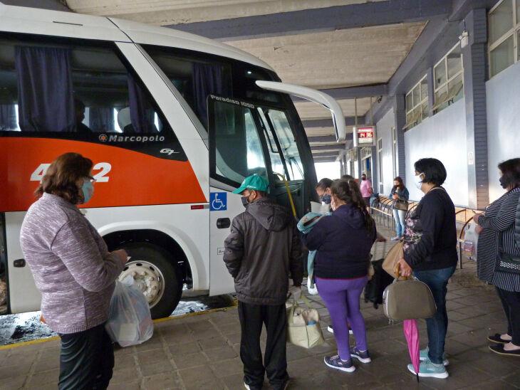 As mudanças incluem o setor de transportes (Foto: Lucas Marques/Arquivo ON)