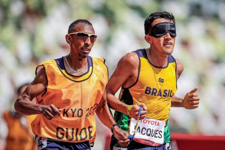 Foto: Comitê Paralímpico Brasileiro/Reprodução