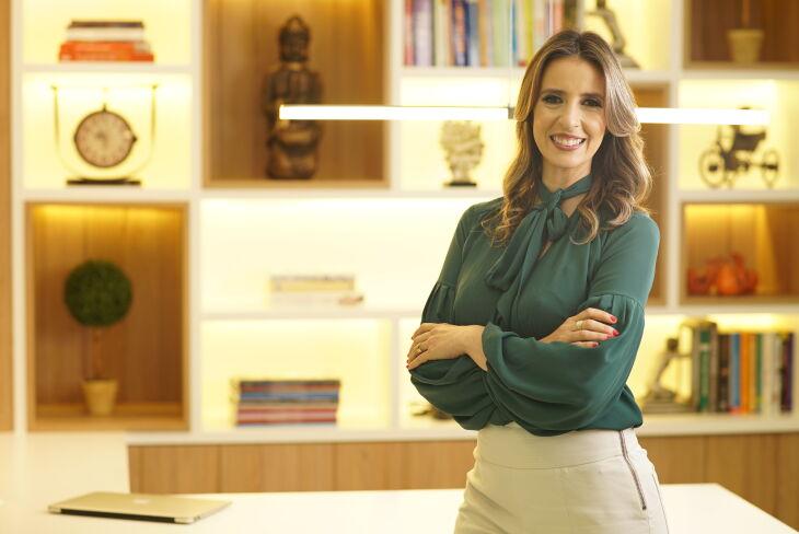 Ana Júlia Canfild: método com vídeo-aulas sobre nutrição, psicoterapia e gastronomia (Foto – Divulgação)