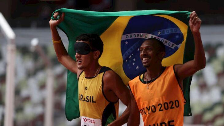 Foto: Reprodução Twitter / Comitê Paralímpico Brasileiro
