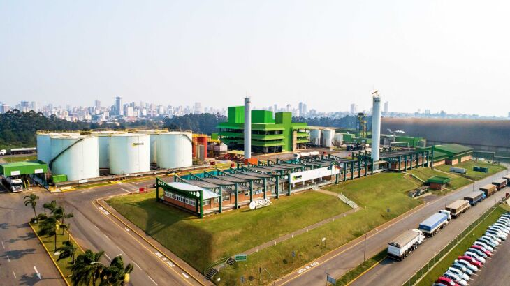 Em 2020, a BSBIOS também recebeu o certificado ISCC, decorrente da produção de biodiesel e seus coprodutos a partir de gorduras animais Foto: Divulgação BSBIOS)