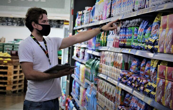 Os itens que obtiveram maior aumento nos preços foram sal, creme dental e sabonete (Foto: Leonardo Andreoli/Divulgação UPF)