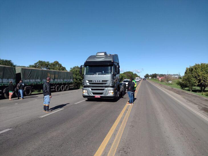 Mobilização ocorria desde quarta-feira (08) (Foto: Arquivo/Luciano Breitkretz/ON)
