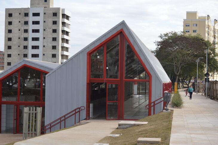 A economia deve gerar novas melhorias no prédio (Foto: Arquivo/ON)