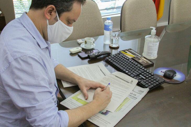 A iniciativa faz parte das ações do Programa Acelera Passo Fundo (Foto: Arquivo/Divulgação/PMPF)