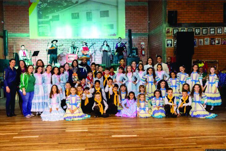 Na sexta-feira (17), o projeto Sexta Cultural apresenta músicas tradicionalistas (Foto: Divulgação)