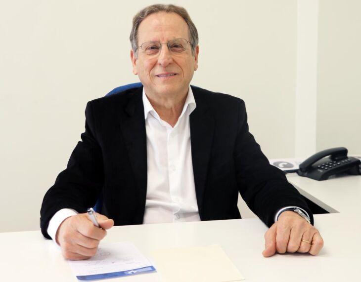 Ilário de David é superintendente executivo da instituição