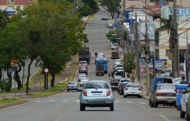 Maioria dos acidentes em vias urbanas foram atropelamentos (Foto: Luciano Breitkreitz/Arquivo ON)