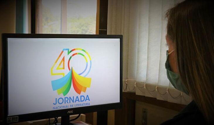 Será realizada uma série de encontros virtuais com autores (Foto: Natália Fávero/Assessoria de Imprensa UPF)