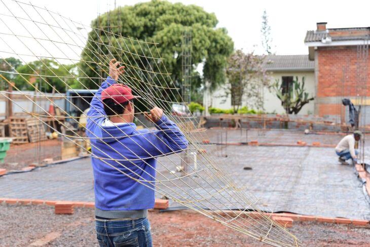 Unidades escolares da rede municipal de ensino tem sido um dos focos do trabalho da SME em 2021 (Foto: Diogo Zanatta)