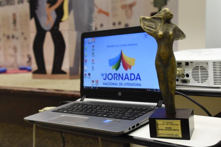 Última edição da Jornada ocorreu em 2017 com homenagens a Clarice Lispector, Ariano Suassuna, Carlos Drummond de Andrade e Moacyr Scliar (Foto: Arquivo/UPF)