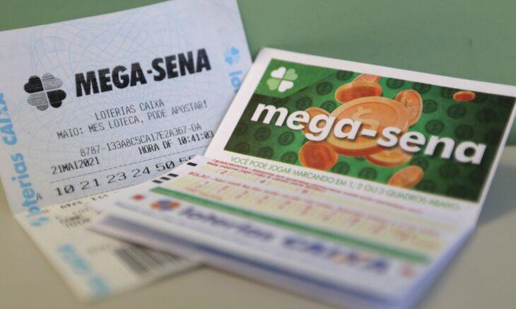 Nenhuma aposta acertou as seis dezenas do concurso 2.413 (Foto: Tânia Rêgo/Agência Brasil)