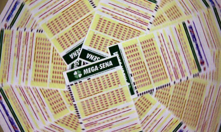 A aposta mínima, com seis dezenas marcadas, custa R$ 4,50 (Foto: Marcello Casal Jr/Agência Brasil)