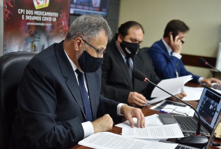 A comissão foi instalada em 30 de março de 2021 (Foto: Divulgação/Agência de Notícias ALRS)