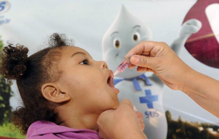 73,58% das crianças foram imunizadas neste ano no município (Foto: Divulgação/ON)