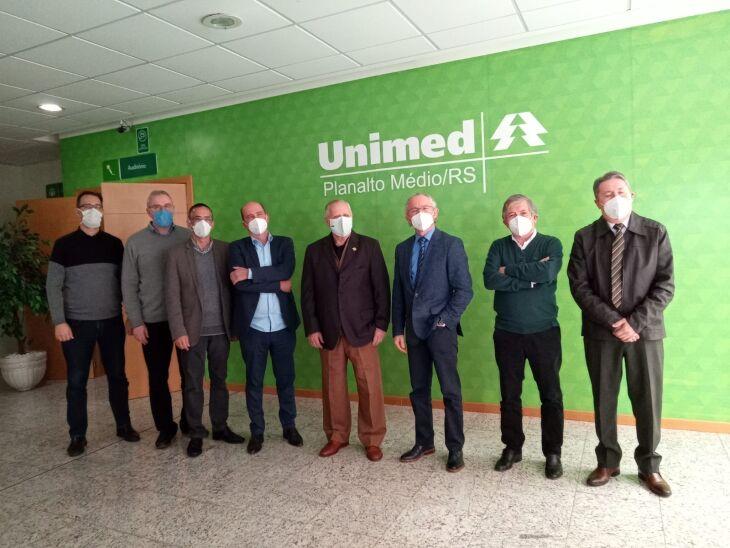 Unimed-RS irá visitar todas as 27 unidades na comemoração dos 50 anos (Foto: Divulgação/Unimed)
