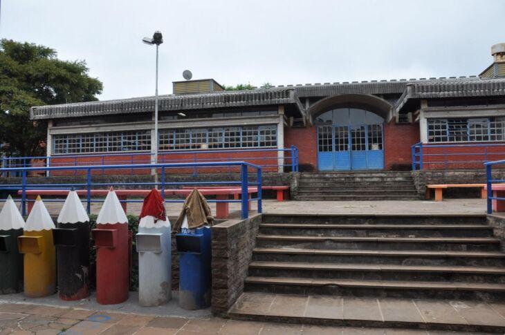 Escola Wolmar Salton (Ciep) é a primeira escola de Passo Fundo da rede estadual a oferecer turno integral