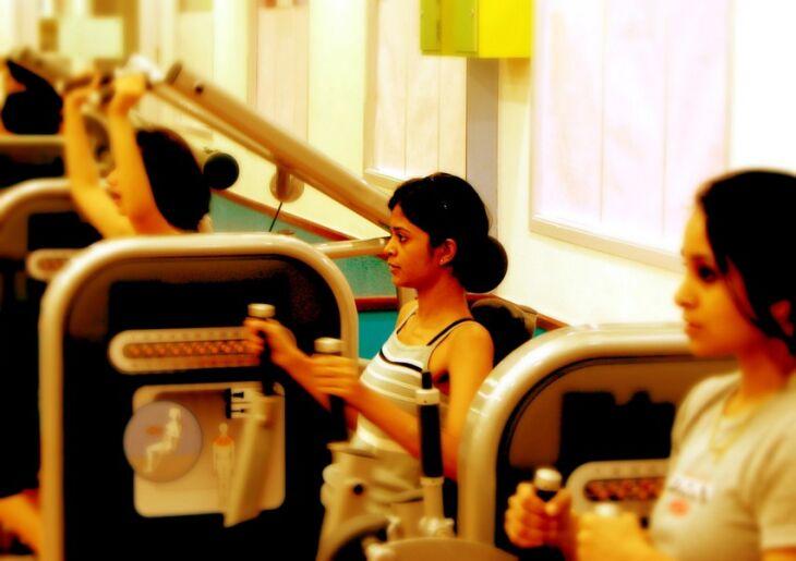 Hoje está havendo um aumento das pesquisas que relacionam longevidade e exercícios físicos