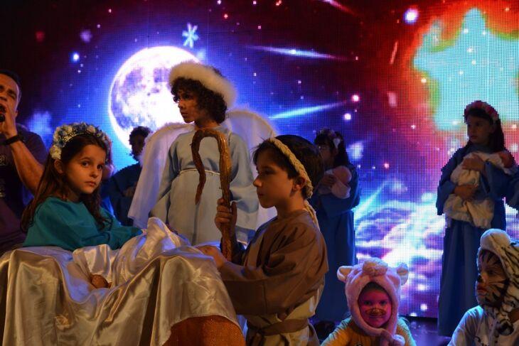 Espetáculo natalino terá outras duas apresentações em Passo Fundo e uma em Carazinho