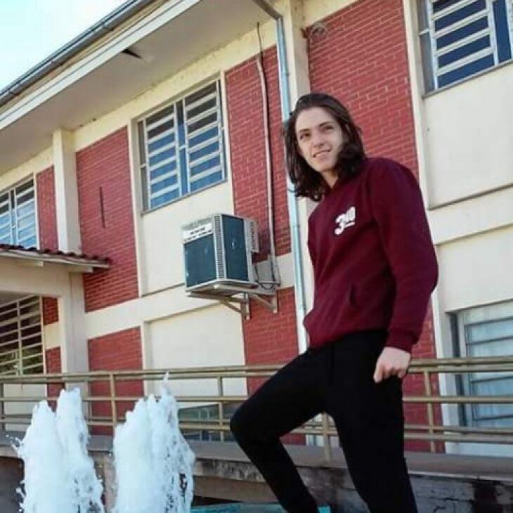 Felipe Marcelo Bassan Benedetti, 17 anos, está sumido desde quarta-feira