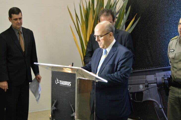 Schirmer destacou o reconhecimento internacional da empresa, sediada em São Leopoldo