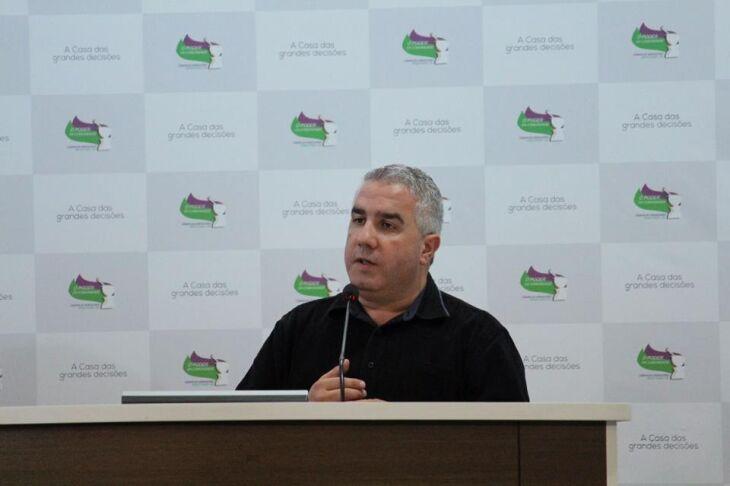 Vereador Saul Spinelli
