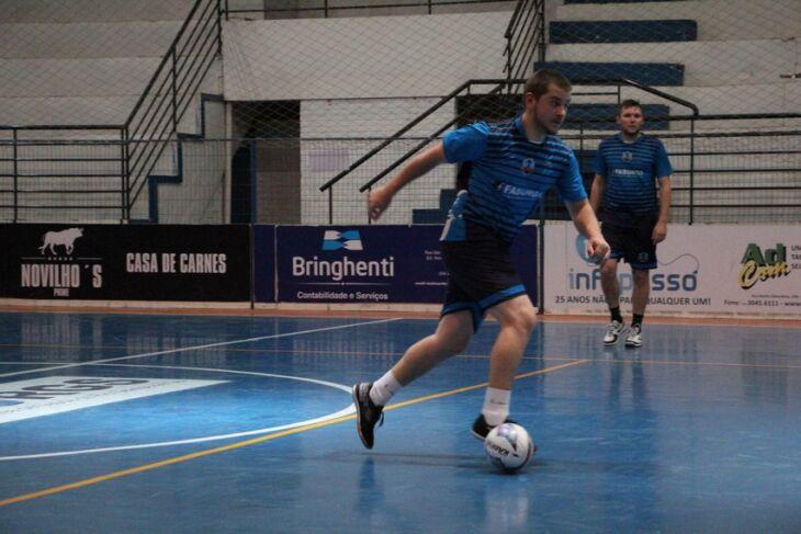 Vini Costa: de volta ao PF Futsal