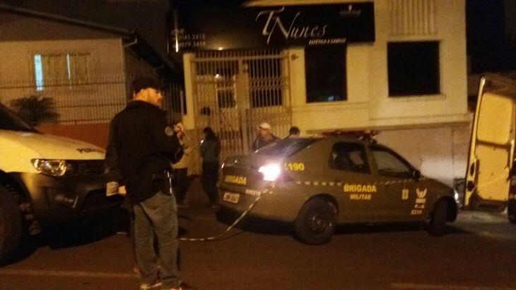 Crime aconteceu na noite de sexta-feira