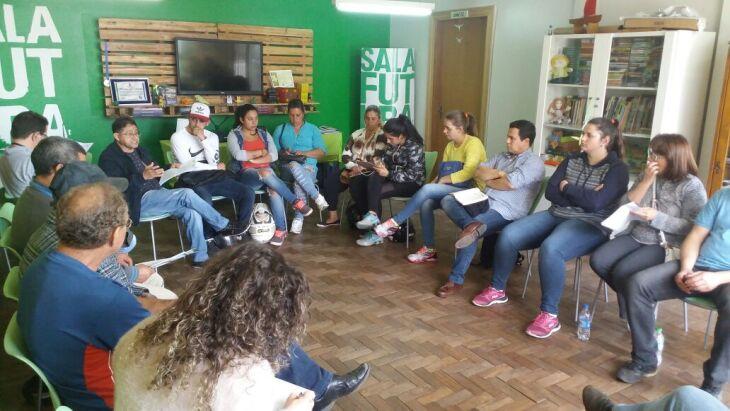 Reunião aconteceu na tarde de ontem (11), na Sala Futura