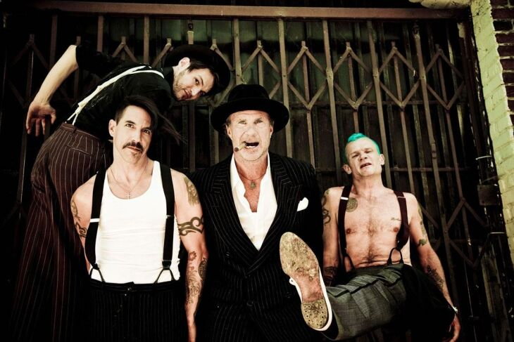 Entre as atrações, está um tributo à banda americana Red Hot Chilli Peppers
